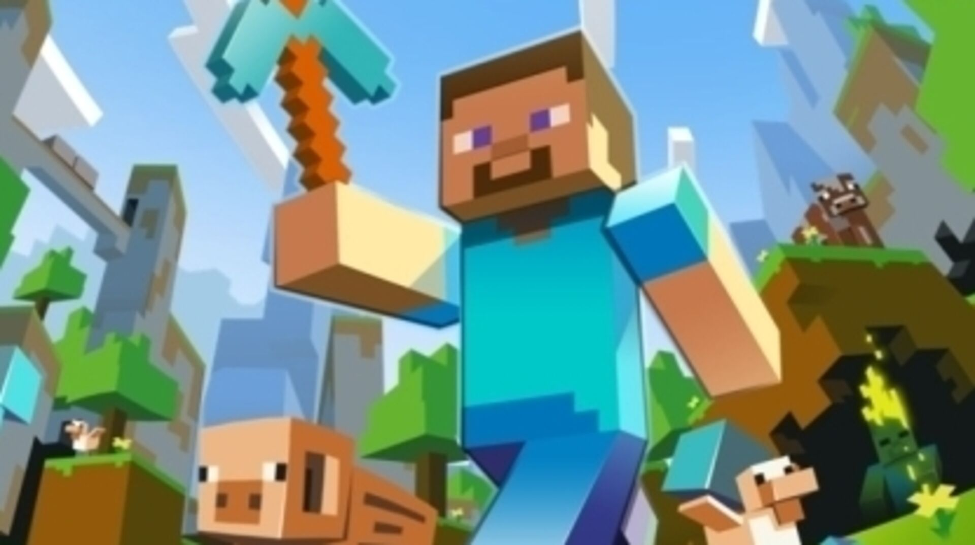 Minecraft Tops Youtube List Of Most Watched Video Games In