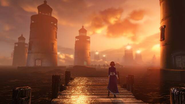 BioShock Infinite's finale means the next entry could be set in any world imagineable, but Cloud Chamber's game will be in development for several years so don't hold your breath waiting to find out