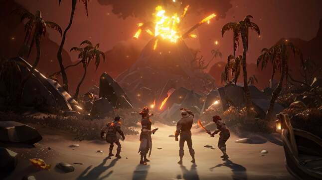 This year, Rare obliterated all criticism that there wasn't enough to do in Sea of Thieves