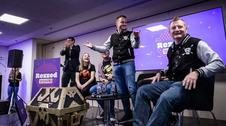 The Rezzed Sessions 2019