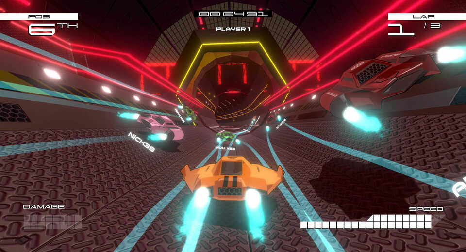 Velocity G is heading to EGX
