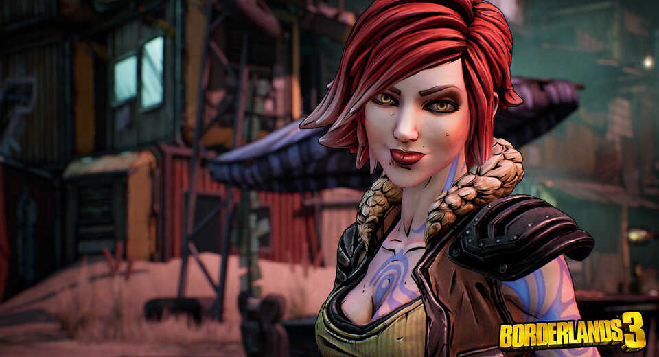 Borderlands 3 is heading to EGX