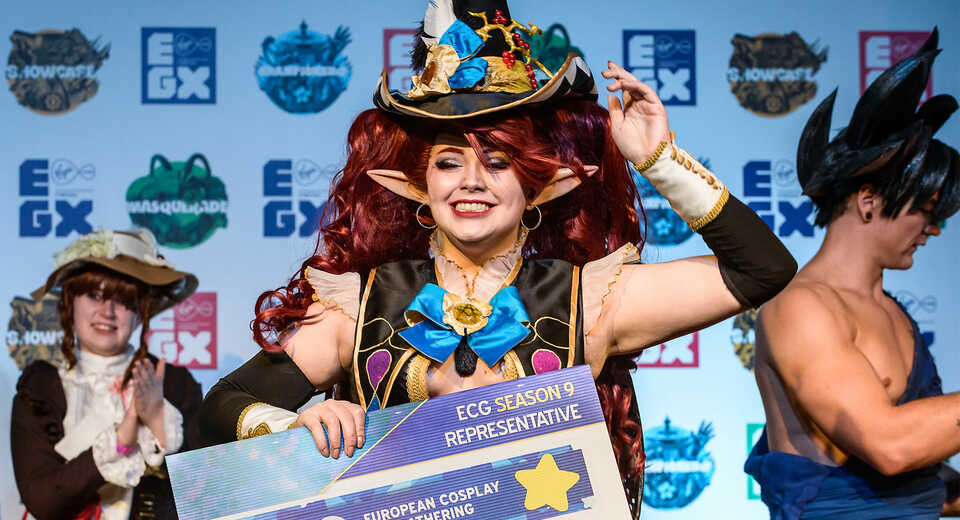 European Cosplay Gathering heads back to EGX