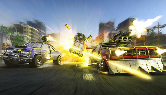Gearshifters is heading to EGX