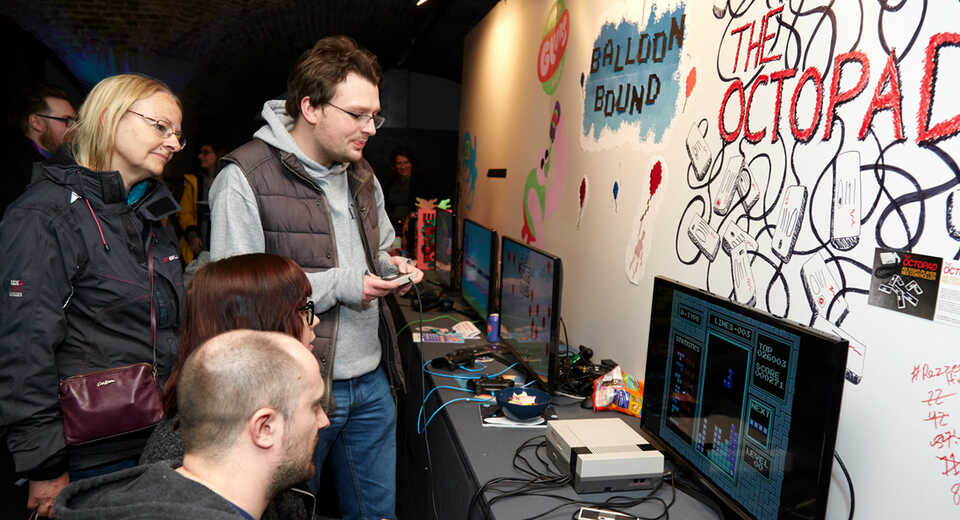 Leftfield Collection submissions now open for EGX2019