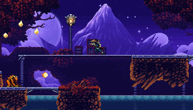 The Messenger is playable at EGX