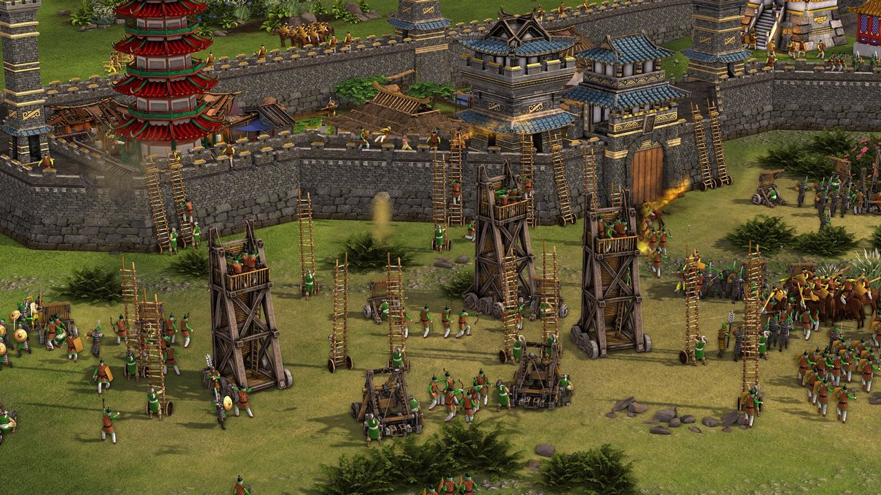 Stronghold Warlords - EGX Berlin 2019