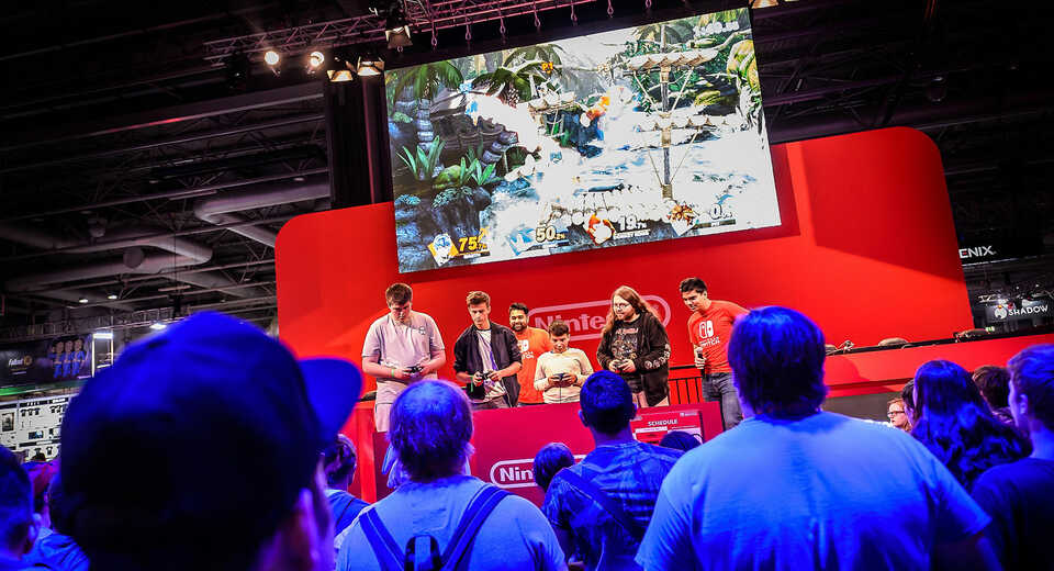 Additional Games Heading to the Nintendo Stand