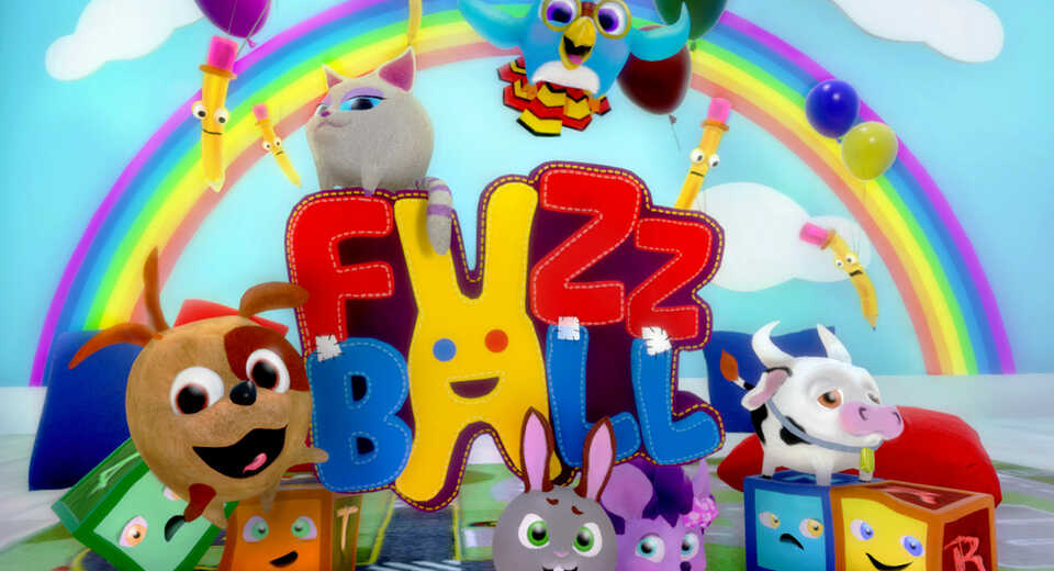 FuzzBall will be playable at EGX