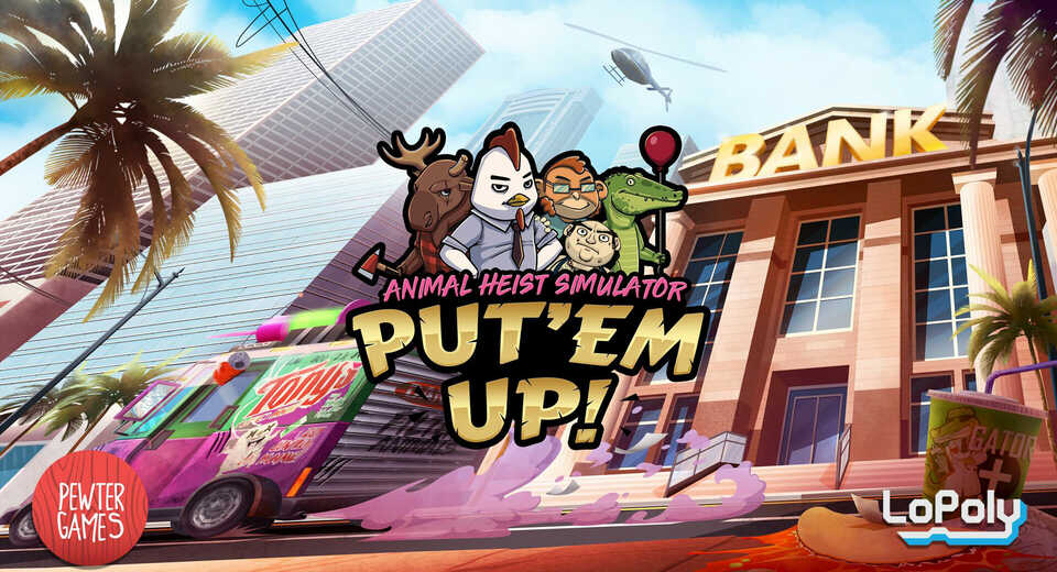 Put 'Em Up will be playable at EGX