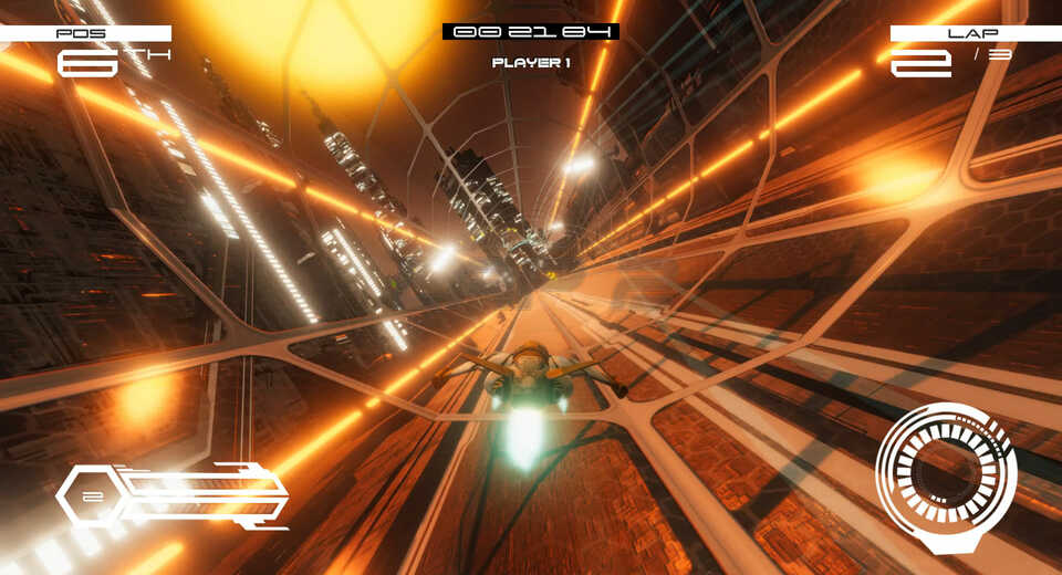 Gravity Chase is playable at EGX
