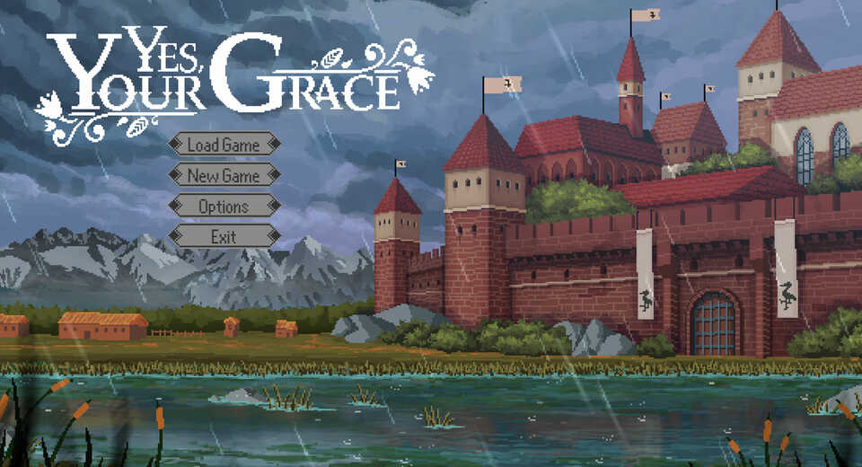 Yes, Your Grace is playable at EGX