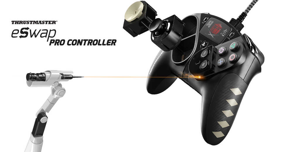 Win a VIP edition of the Thrustmaster eSwap Pro Controller