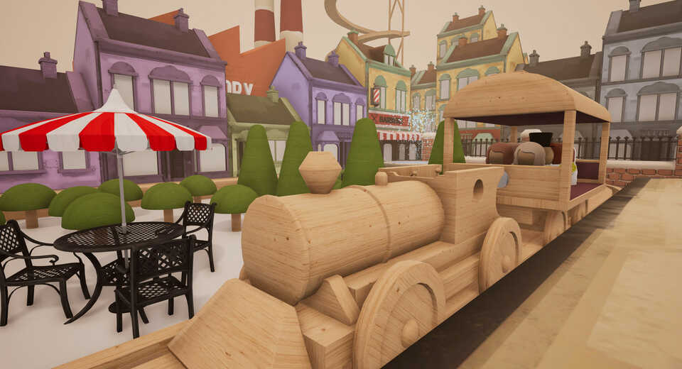 Tracks – The Train Set Game will be playable at EGX