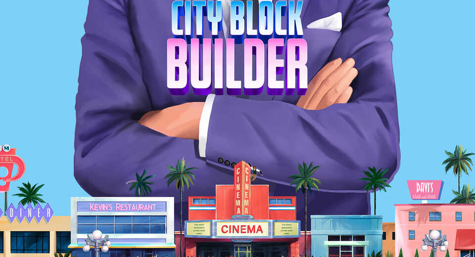 City Block Builder will be playable at EGX