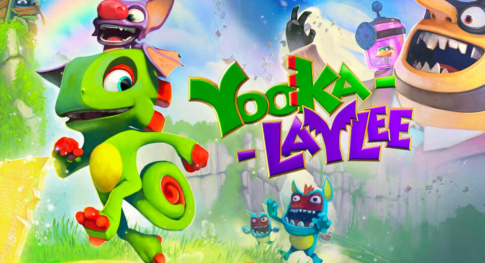 Behind The Scenes of Yooka-Laylee and the Impossible Lair Panel