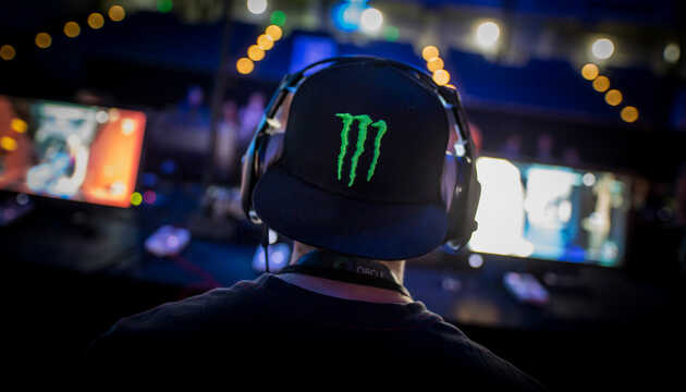 Level Up with EGX 2019 and Monster Energy