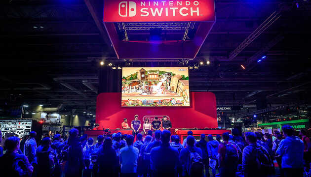 Pokémon Sword & Shield, Luigi's Mansion 3 and more playable at EGX thanks to Nintendo