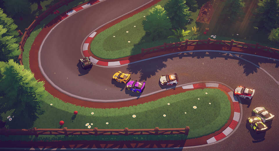 Circuit Superstars will be playable at EGX 2019