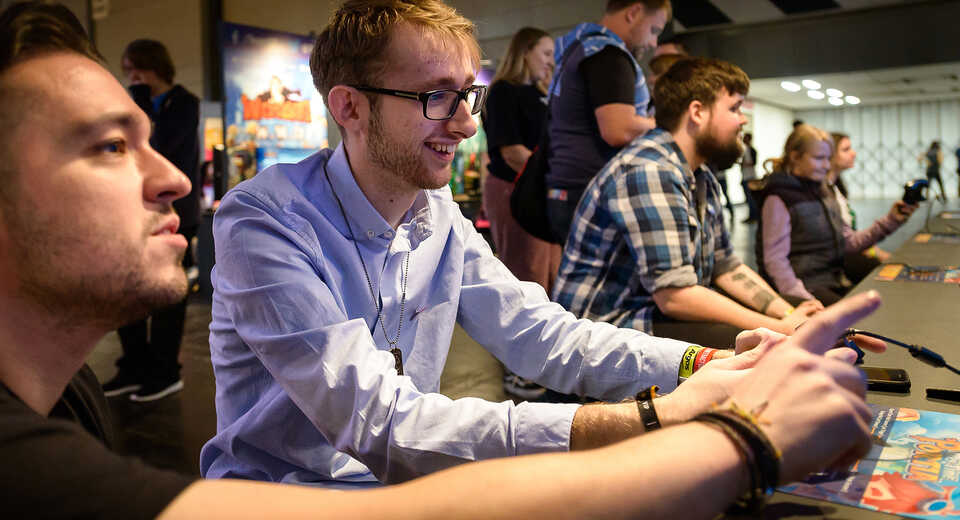 Even more NFTS games are heading to EGX