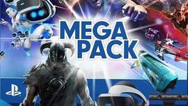 Das PlayStation VR Mega Pack