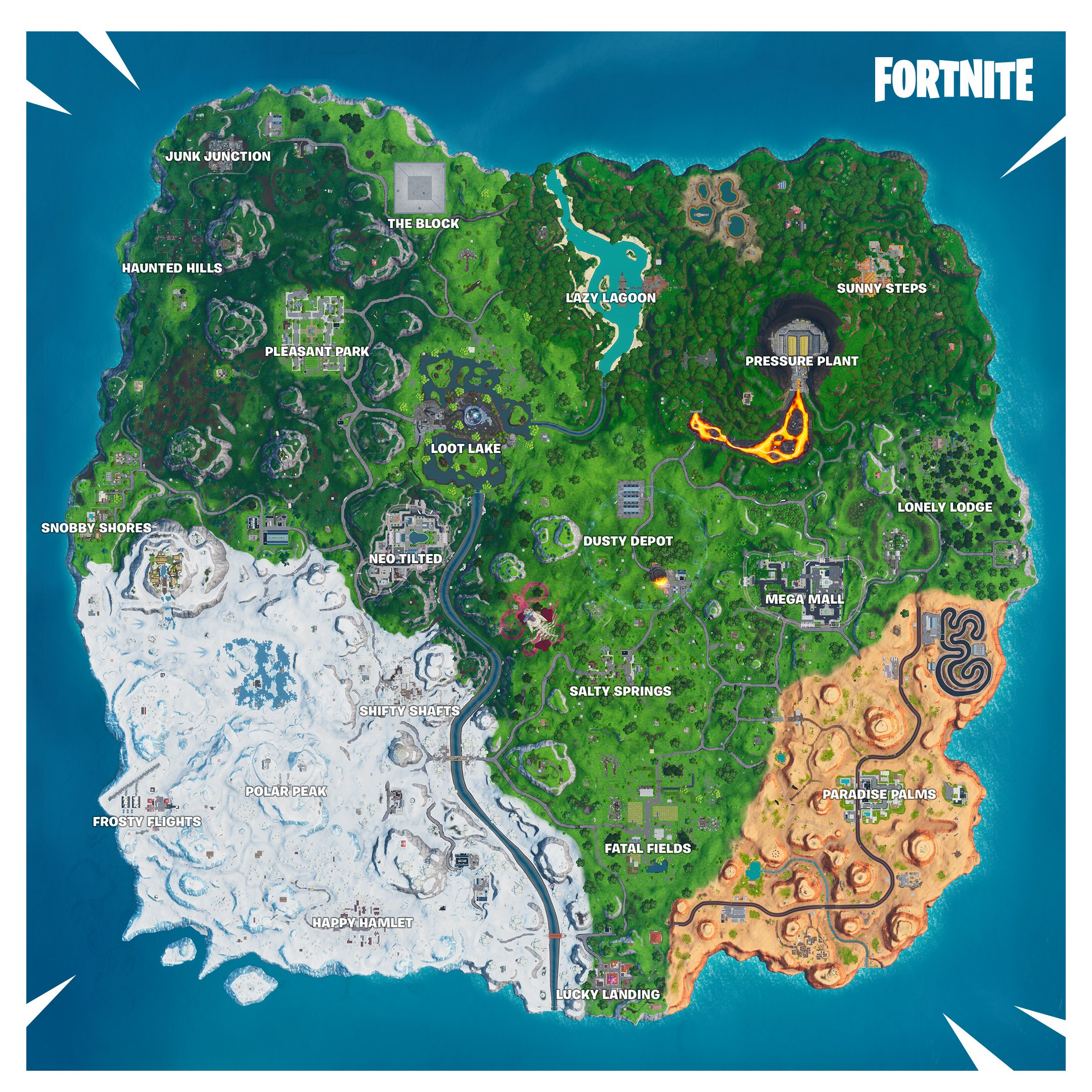 Fortnite: Season 10 guide - Release date, map changes ...