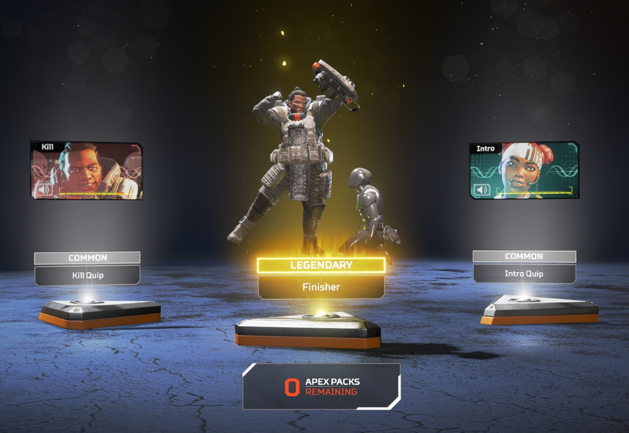 Apex Legends: How to get more Apex Coins, Legend Tokens and Crafting