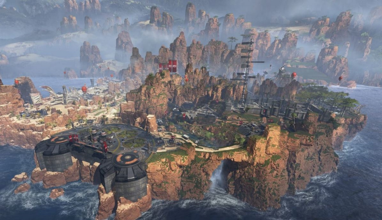 Apex Legends Map Guide - Loot Tiers, Locations And More -5444