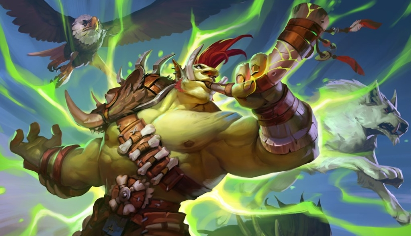 Beast Hunter deck list guide - Rise of Shadows - Hearthstone