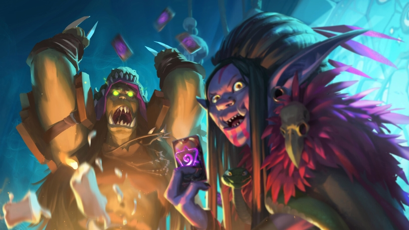 Best Rise of Shadows Decks - Hearthstone | Metabomb