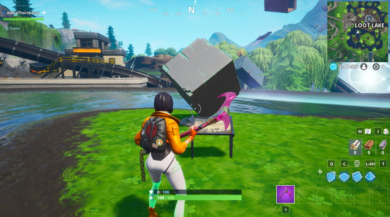 Fortnite All Cube Memorial Locations Metabomb