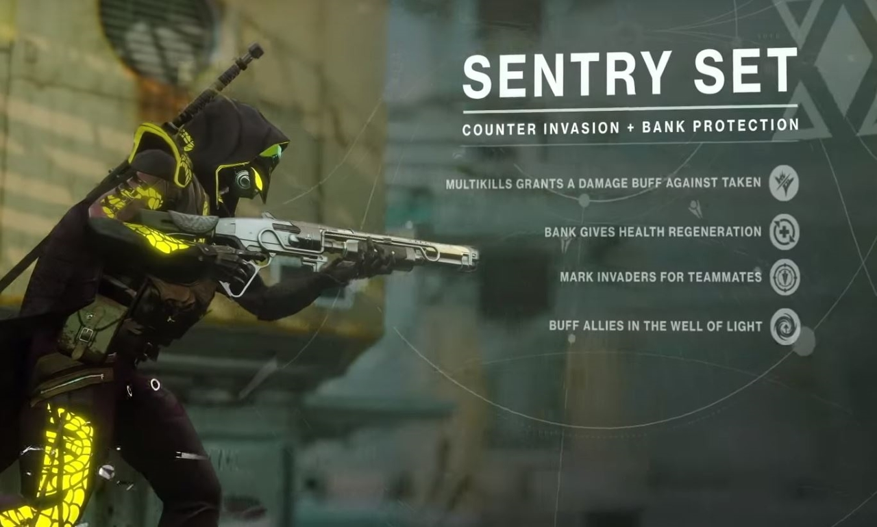 Destiny 2: Gambit Prime Armor guide - Reaper, Sentry, Collector and