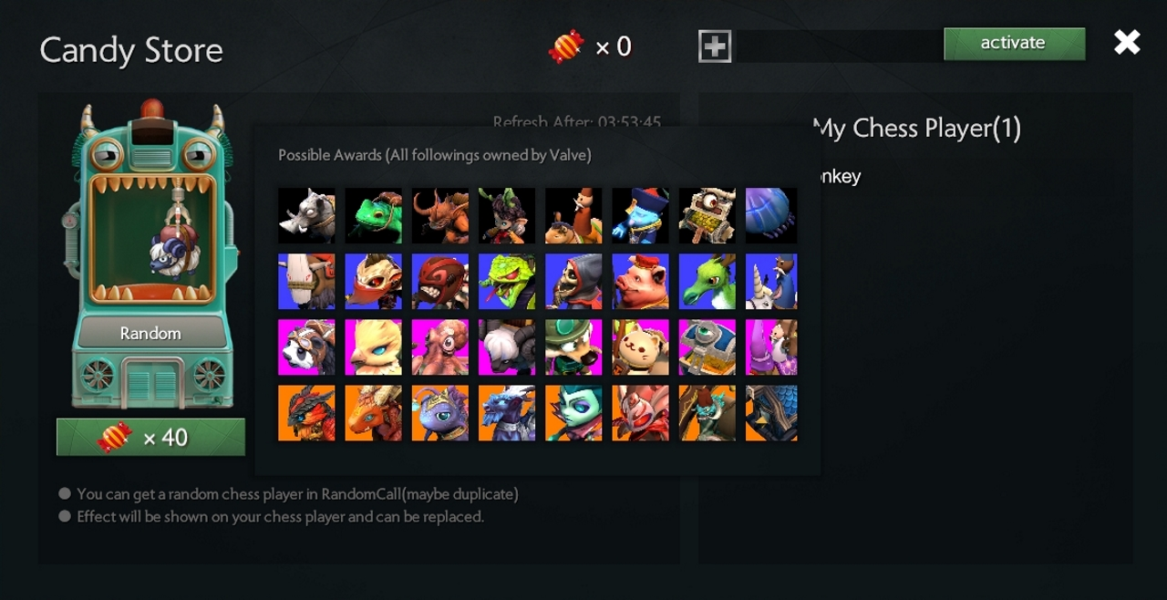 Dota Auto Chess: Couriers list | Metabomb