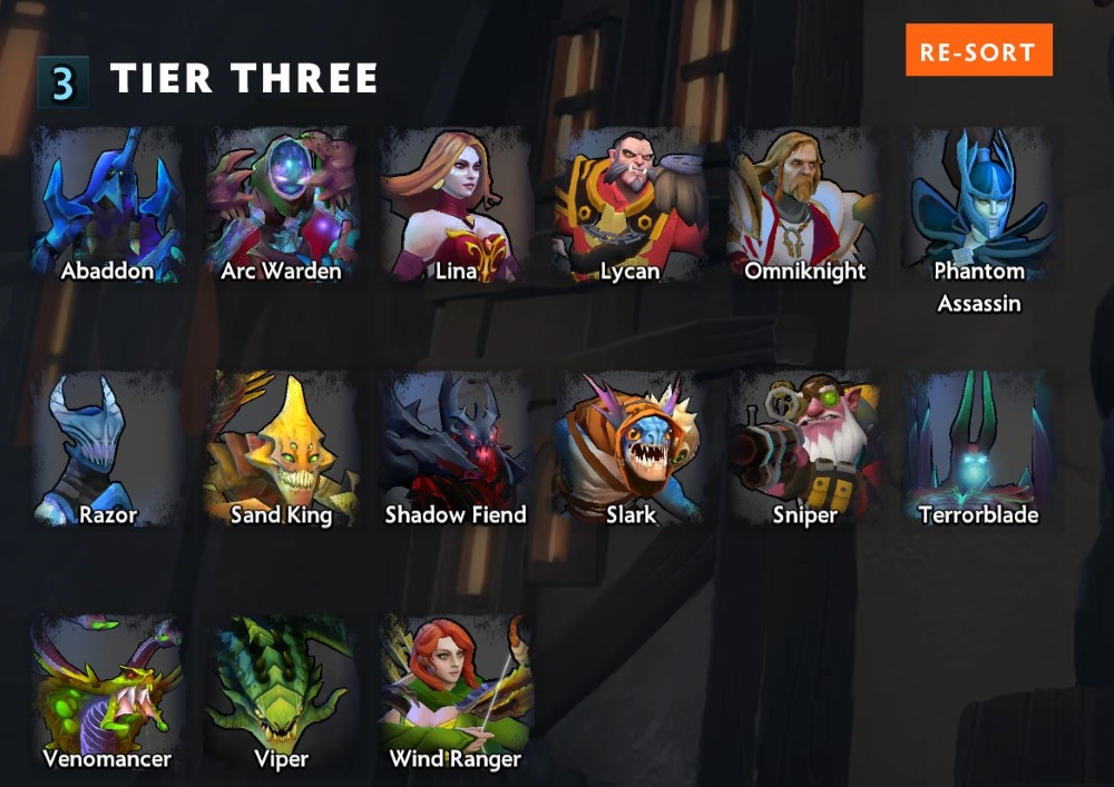 Dota Underlords: Guide | Metabomb