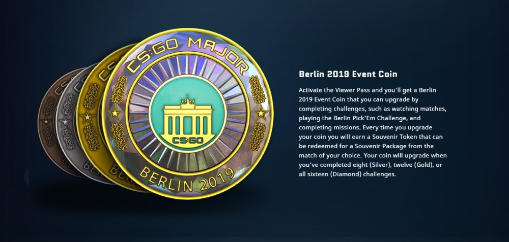 Cs Go Major Berlin
