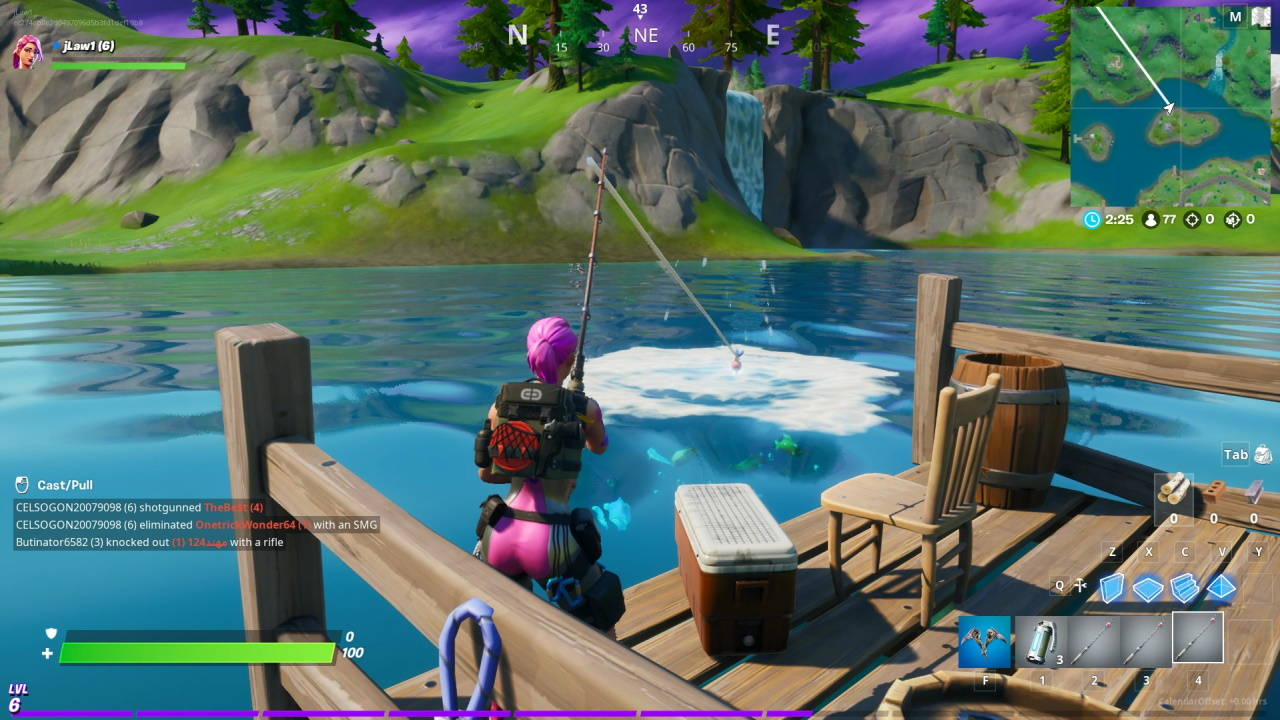 Fortnite New Fast Farming Meta How To Go Fishing In Fortnite Chapter 2 Metabomb