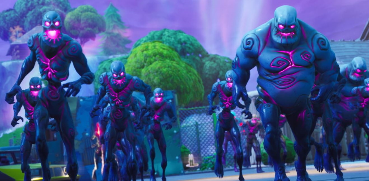 Fortnite launches Patch V10 10, bringing back Retail Row and