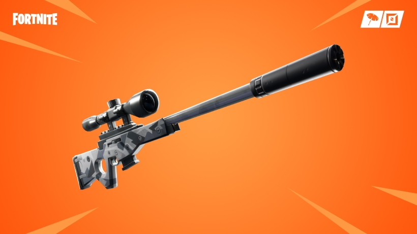 Fortnite Suppressed Sniper Rifle Guide Locations Stats