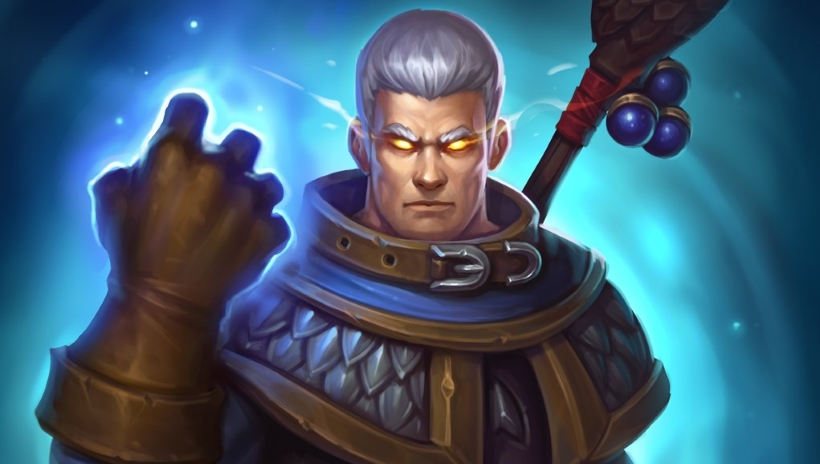 Hand Mage deck list guide - Rise of Shadows - Hearthstone (July 2019