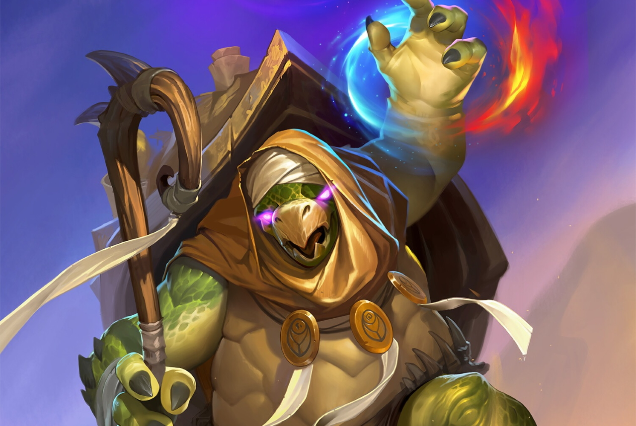 Control Mage deck list guide - Saviors of Uldum