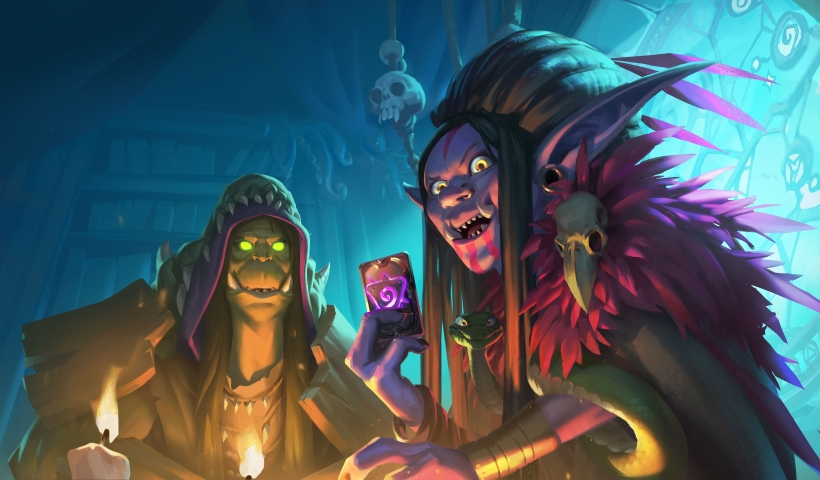 Hearthstone: Rise of Shadows Guide | Metabomb