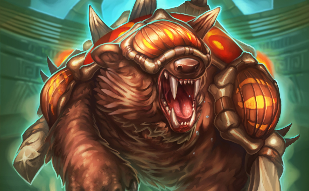 Taunt Warrior deck list guide - Saviors of Uldum - Hearthstone