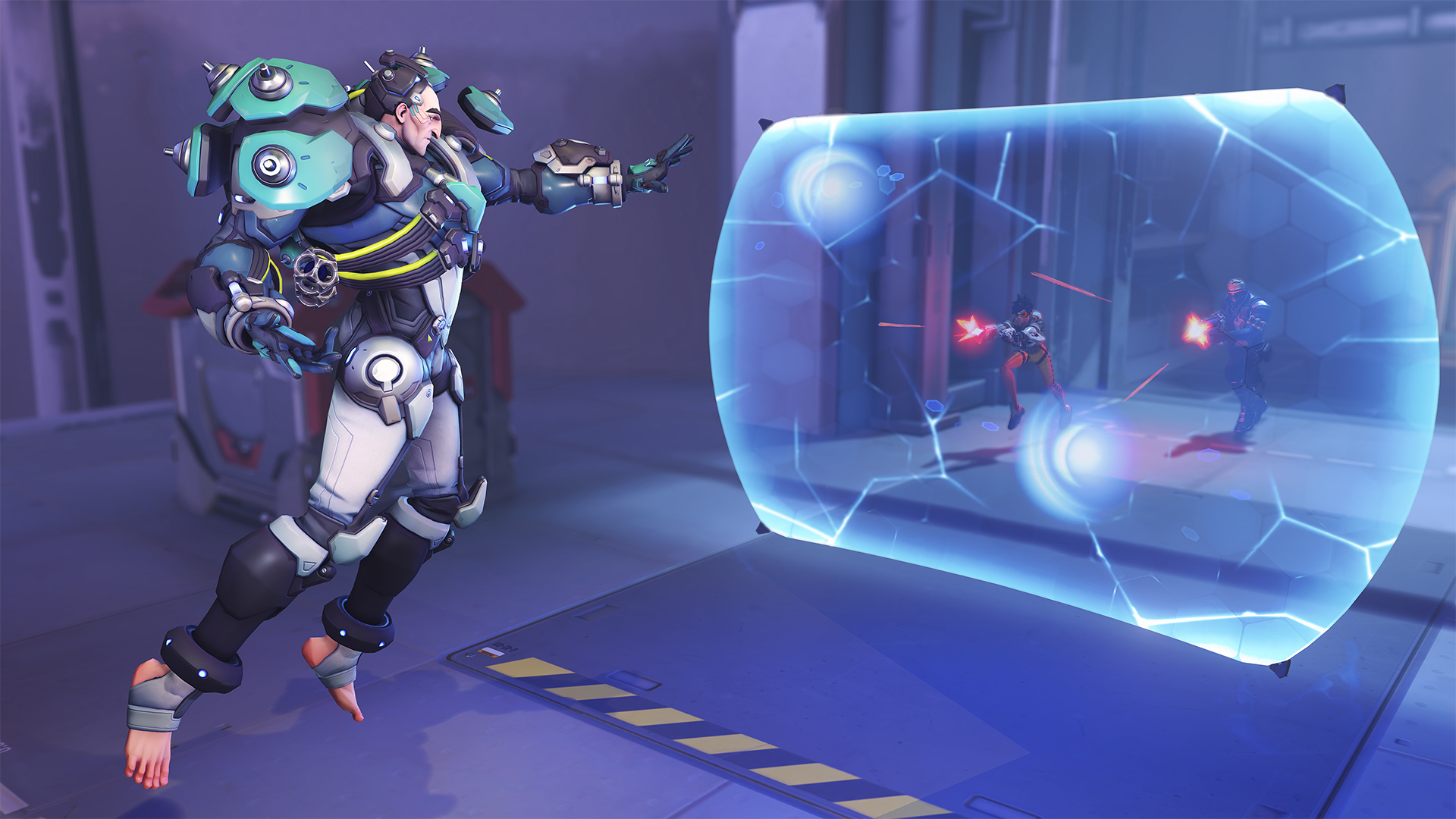Overwatch: Sigma guide - Tips, tricks and strategy advice