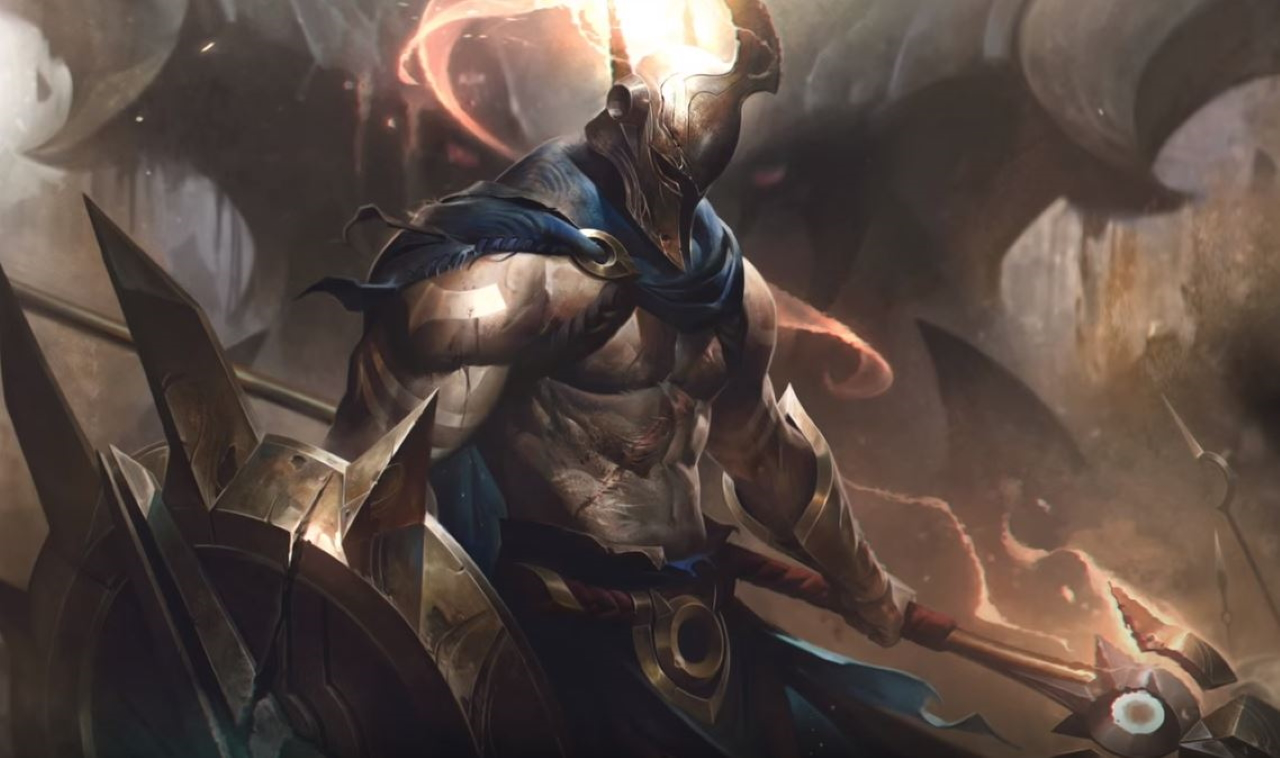 Riot reveals League of Legends Pantheon rework in behind the scenes video