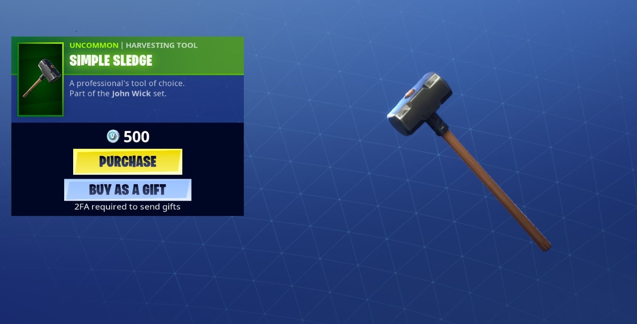 Fortnite: Wick's Bounty LTM guide - How to get the John Wick