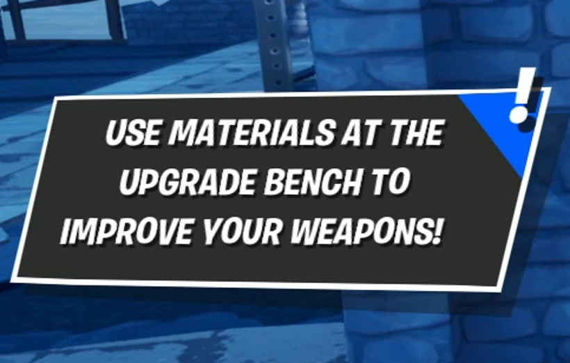 Fortnite Upgrade Benches How To Upgrade Your Weapons