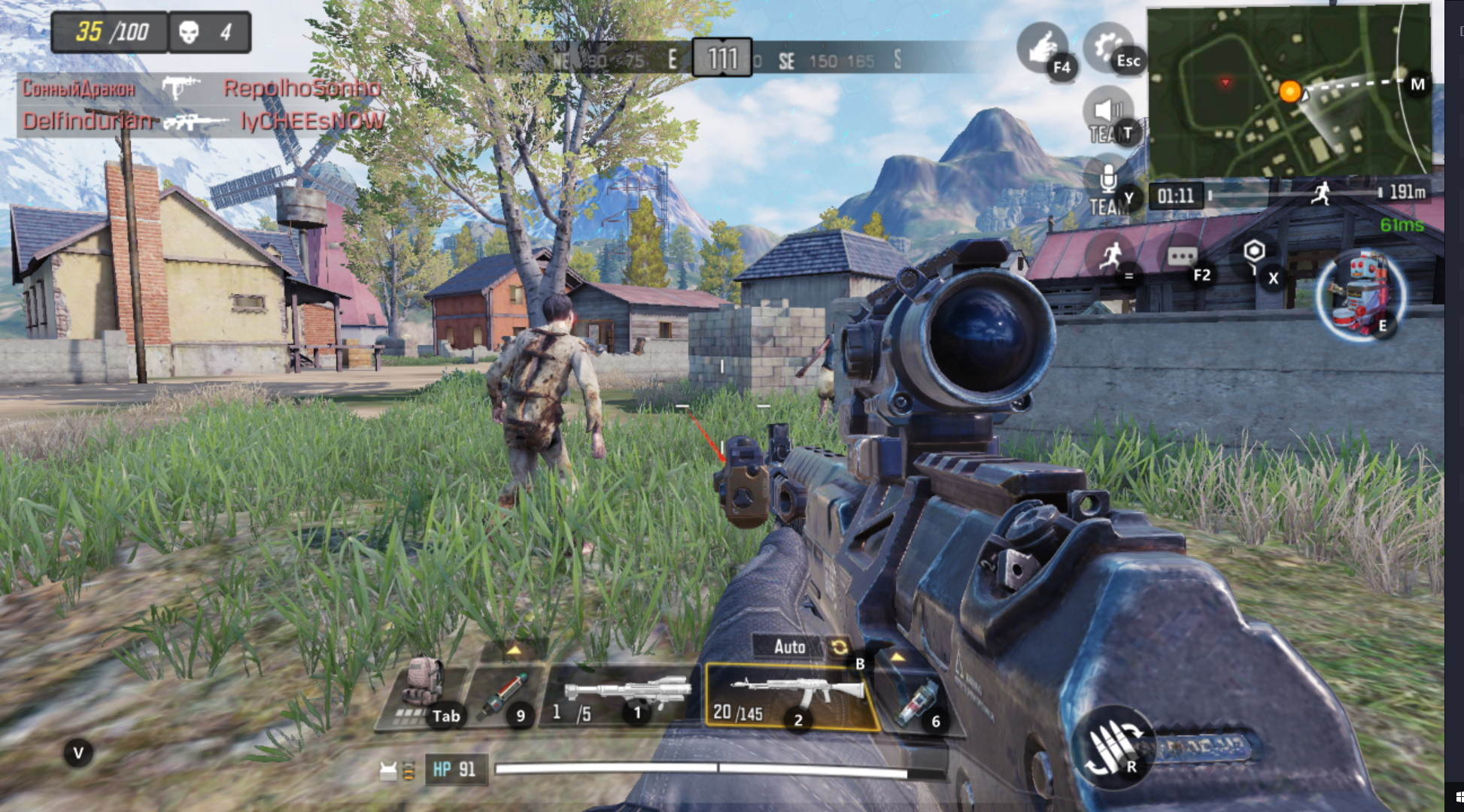 Battle Royale Classes Call Of Duty Mobile Br Guide Metabomb