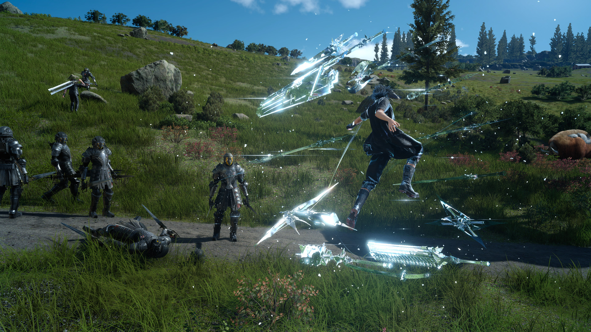 Rock, Paper, Shotgun presents: From Ignis to indie - Designing Final Fantasy XV & beyond