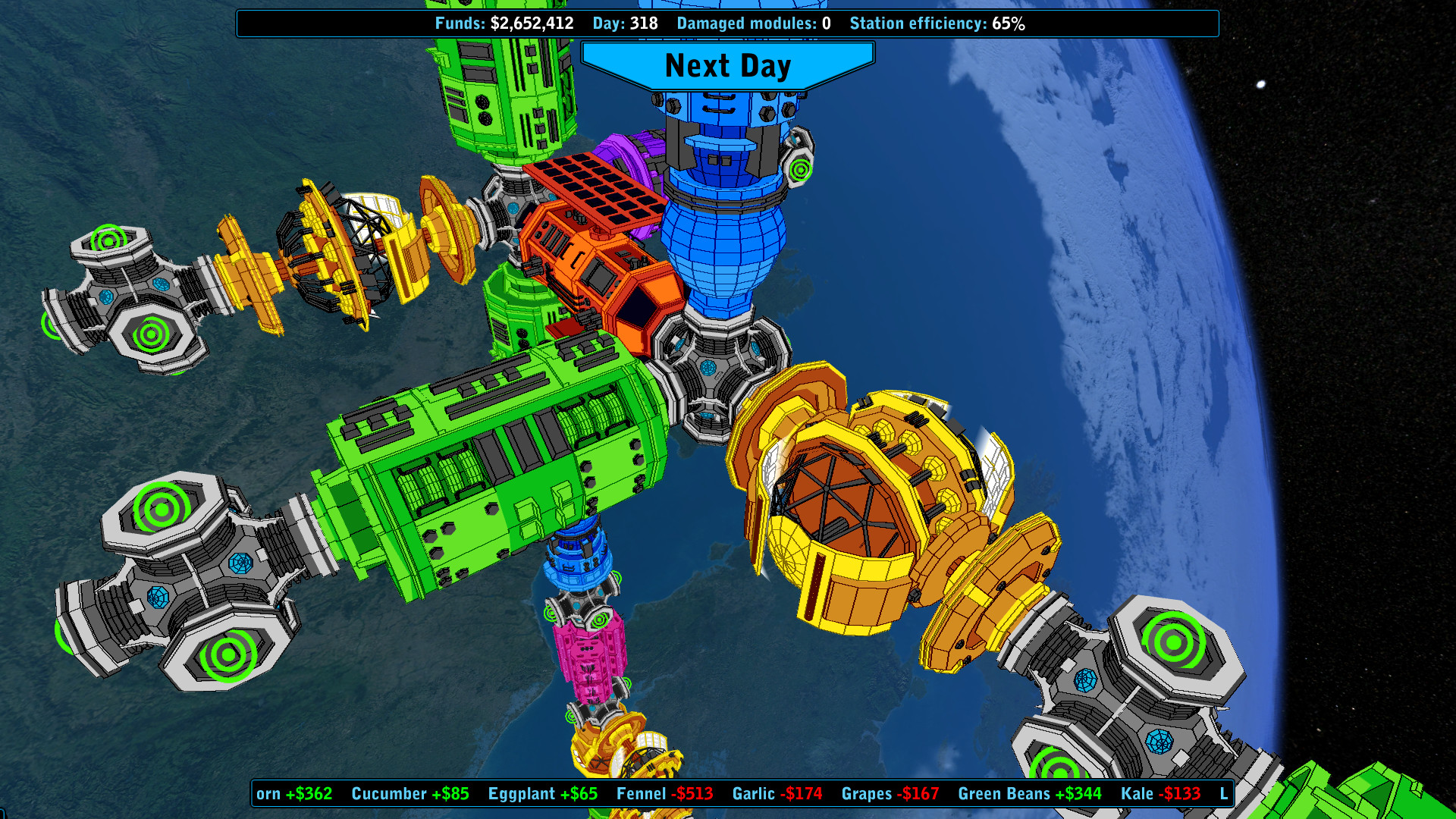 Developing Universal Space Station Inc. – A new game from a veteran developer