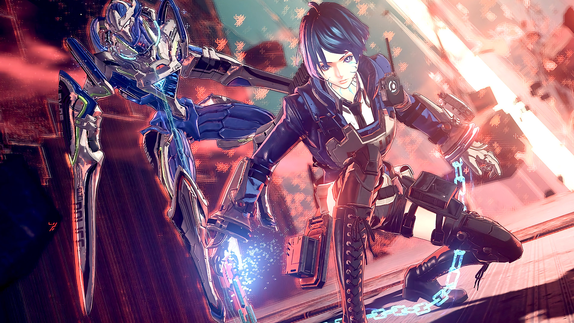 Astral Chain The Digital Foundry Analysis